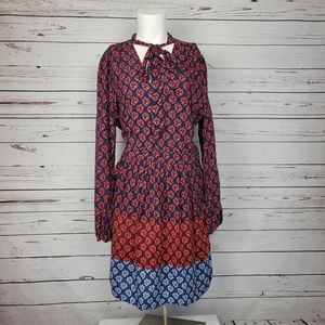 GAP Dresses - Gap Floral V-neck Dress